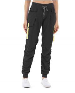 Ida Workout Parachute Pant-29-Black
